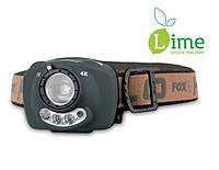 Фонарик налобный Fox Halo Light HT100