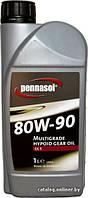 Трансмиссионное масло для МКПП и мостов минералка PENNASOL MULTIGRADE HYPOID GEAR OIL GL5 SAE 80W90 1L