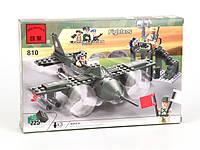 Конструктор Brick Военный самолет 810
