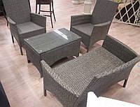 Комплект мебели Анна из искусственного ротанга