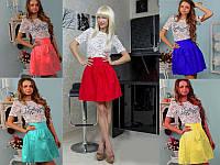"""Женское модное  платье """"Колокольчик"""" - 5 цветов!"""