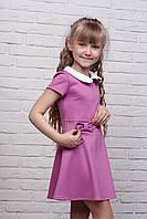 """Платье детское трикотажное для девочек """" Выходное"""""""