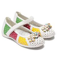 Летние туфельки для девочки, размер 26-31