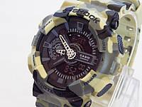 Мужские наручные часы касио джи шок GA-110