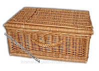 Ящик плетеный для нижнего белья