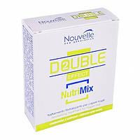 Nouvelle Nutrimix Оживляющее средство для волос в ампулах 10 шт х 10 мл (Италия)