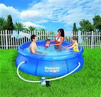 Надувной  бассейн, размер 244х66 см