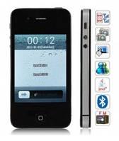 Iphone 4S 2 Сим карты с ТВ