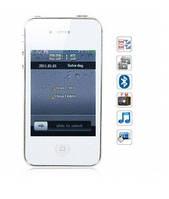 Iphone i4S+ 2 сим карты Белый
