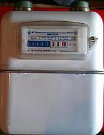 """Газовый счётчик мембранного типа """"Визар"""" G-4"""