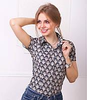 Стильная блуза-рубашка от производителя, фото 1