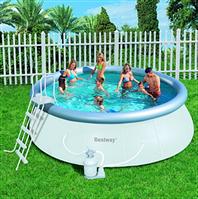 Надувной  бассейн, размер 457х122 см