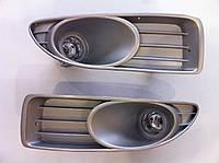 Штатные противотуманки Fiat Linea 2006-2012 г.в.