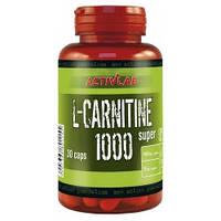 L-карнитин 30 кап. Выполняет две важные функции