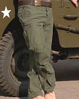 Брюки пилоты ( Авиаторы) НАТО  олива  MiL-Tec  Германия