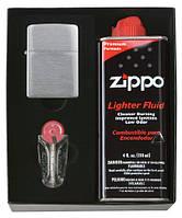 Подарочный набор для широкой зажигалки Zippo