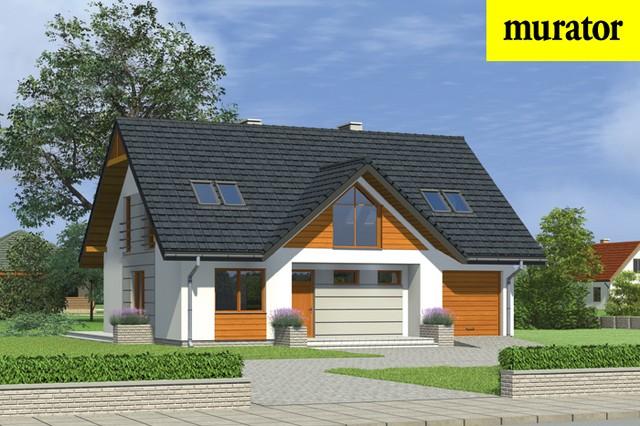 Готові проекти будинків з мансардою