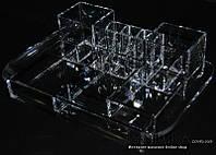 Подставка для кистей и косметики, MF-B006, органайзер