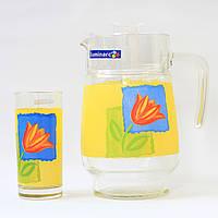Набор для напитков Luminarc Melys Soleil J9120