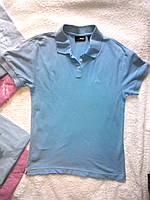 Поло Fila оригинал белое, черное, голубое 34, 38евро размеры маломерят