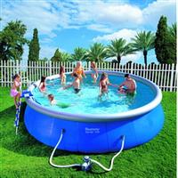 Надувной  бассейн, размер 549х122 см