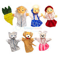 Кукла перчатка. Набор к сказке «Репка»