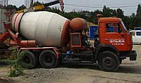 Доставка товарного бетона М150 П2