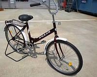 """Складной велосипед на колесах 24"""" дюйма модели ВИГ-240"""