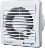 Бытовой вентилятор BLAUBERG Aero 100 H (Германия, оборудован таймером и датчиком влажности)