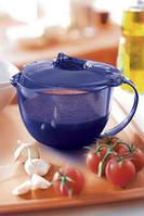 Посуда для микроволновки -Кувшин МикроКук (1л). Для приготовления и разогрева  пищи без масла.