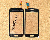 Сенсорный экран (тачскрин) Samsung S7390 Galaxy Trend black Original