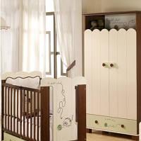 Шкаф для одежды детский CATS Micuna
