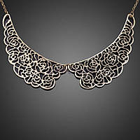 Женское ожерелье воротник