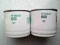 Mann-filter w 920/21