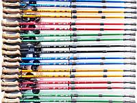 Трекинговые палки Nord Sticks 2 ,трехсекционные,5 цветов