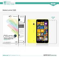 Защитная пленка Nillkin для Nokia Lumia 1320 глянцевая