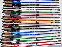 Трекинговые палки Nordic Walking 3 ,трехсекционные,5 цветов