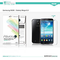 Защитная пленка Nillkin для Samsung i9200 Galaxy Mega 6.3  глянцевая