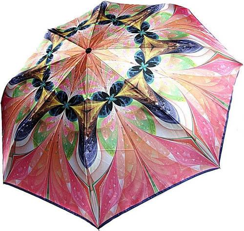 Зонт полный автомат, женский DOPPLER 74665GFGM-2 розовый