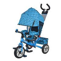 Детский трехколесный велосипед Turbo Trike М 5363-1