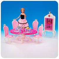 Мебель для кукол «Столовая» 1212