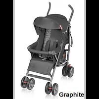 Прогулочная коляска Baby Design Bomiko Model XL Graphite like stone