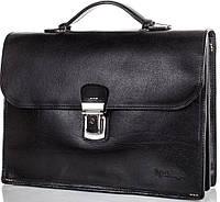 Кожаный портфель для настоящего мужчины от торговой марки MYKHAIL IKHTYAR (МИХАИЛ ИХТЯР) MI4152