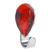 Spirella Декор крючок для ванной Spirella JEWEL красный (10.10675)