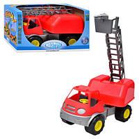 Детская машинка Mochtoys 10007 Пожарная
