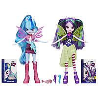 Набор кукол - Девочки Эквестерии - Ария Блэйз и Соната Даск