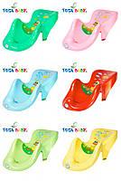 Горка для купания детская Tega пластик. Balbinka TG-014