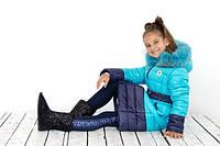Зимняя куртка для девочек Даша