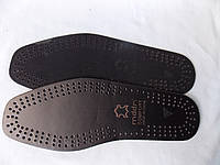 Стельки для обуви кожаные 36-48размер розн., опт.