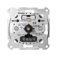 Механизм электрического светорегулятор 1-10В для люминесцентных ламп Schneider Merten (MTN5142-0000)